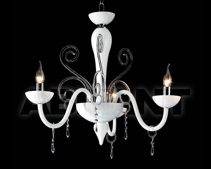 Купить Люстра Ciciriello Lampadari s.r.l. Lighting Collection KLEO lampadario 3 luci