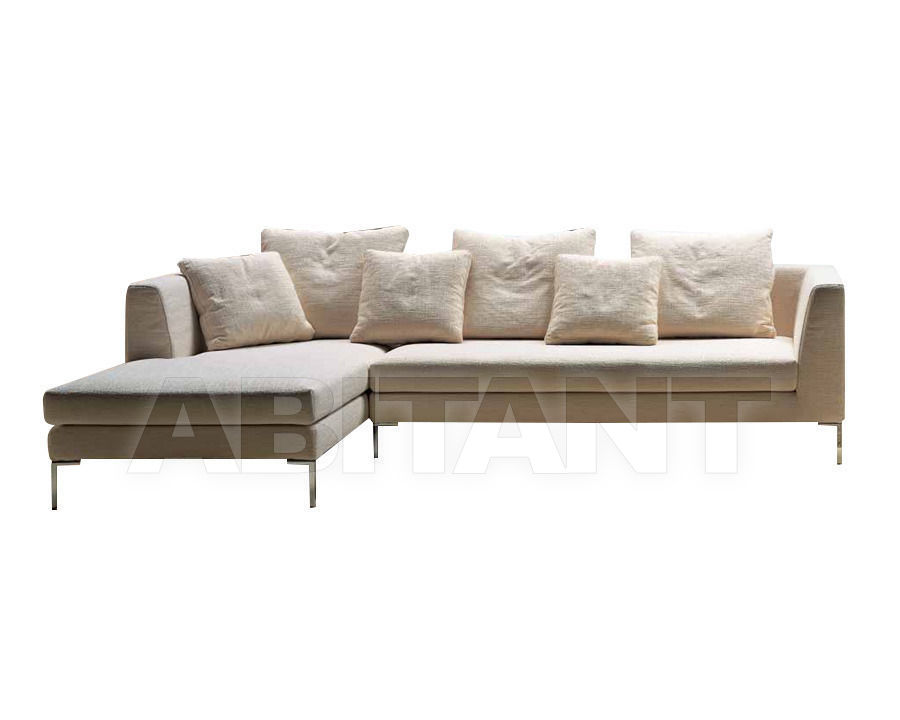 Купить Диван Formerin Contemporary Modern CRUISE Divano terminale/Sofa with 1 arm + Chaise longue cm. 95x168