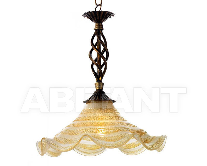 Купить Светильник Ciciriello Lampadari s.r.l. Lighting Collection 640 ambra sospensione dm.40