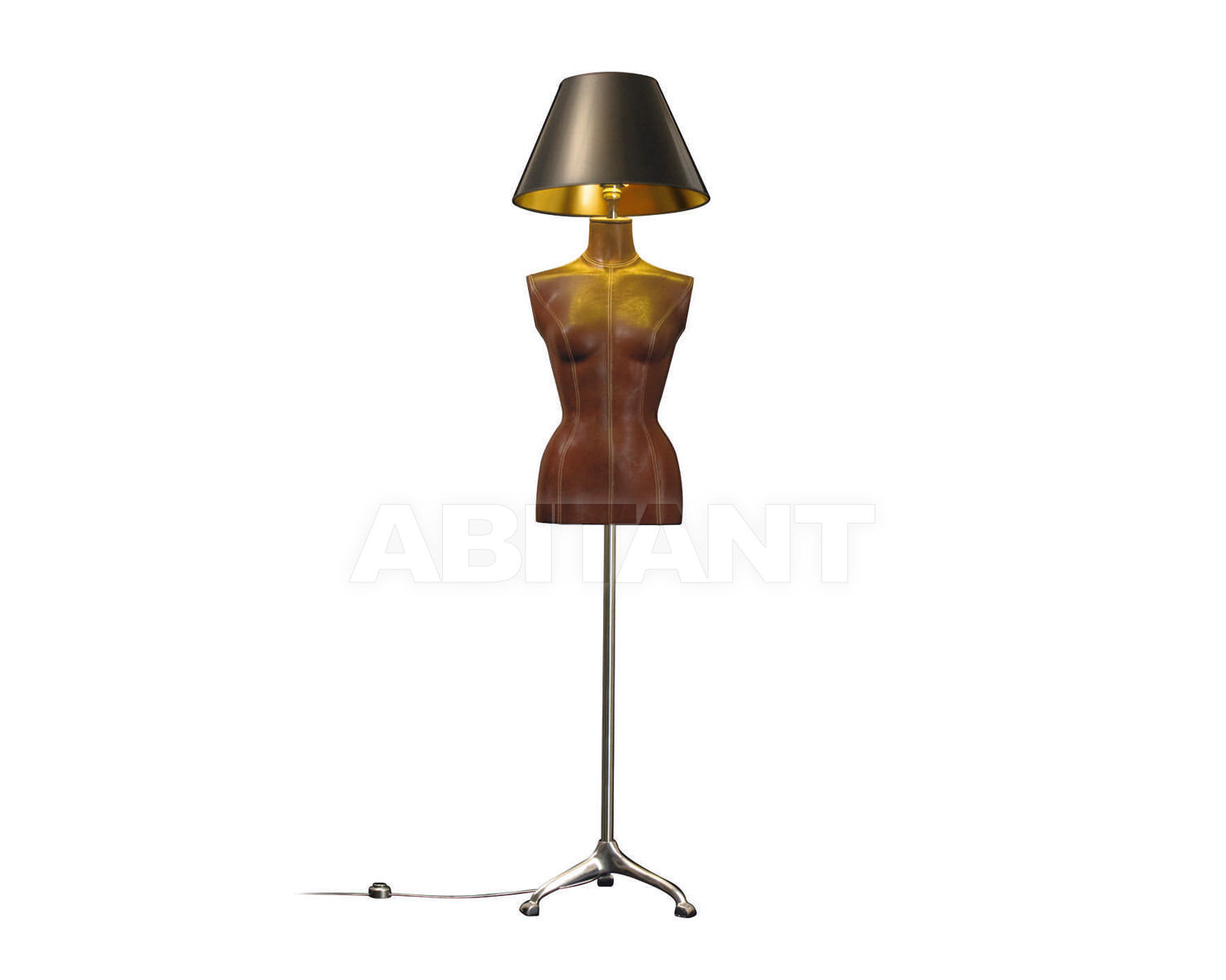 Купить Торшер Beau & Bien Smoon Collection lampadaire à LED/LED Floor lamp lady smoon