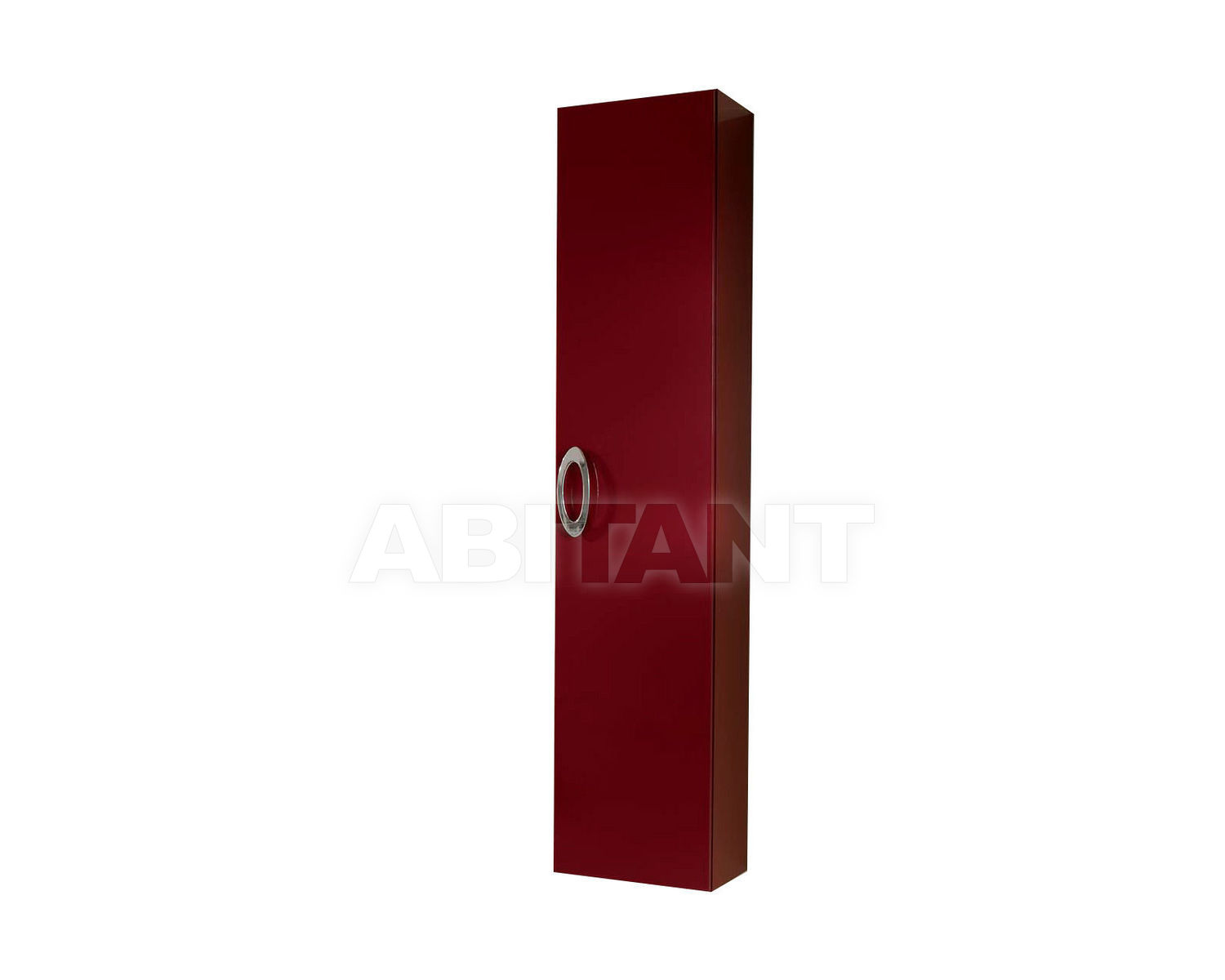 Купить Шкаф для ванной комнаты Ciciriello Lampadari s.r.l. Bathrooms Collection colonna MARLENE dx rosso