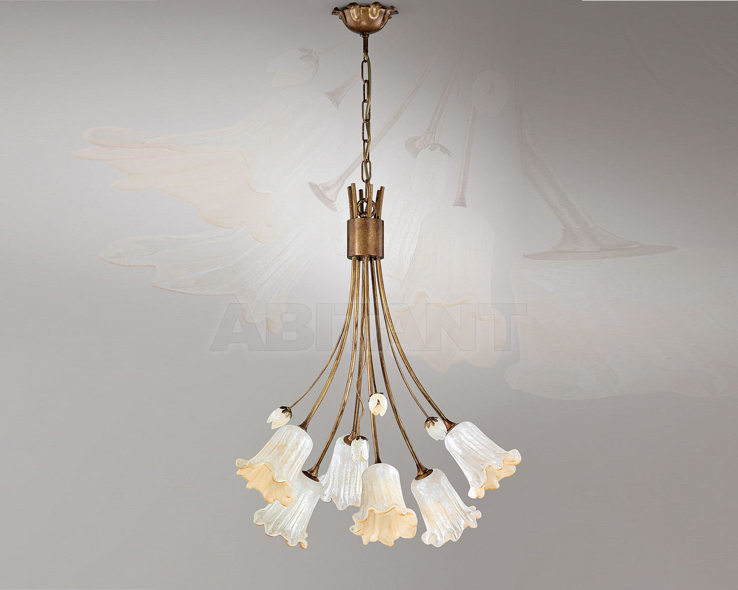 Купить Светильник LORY BR-AV Antea Luce Generale Collection 4936 1