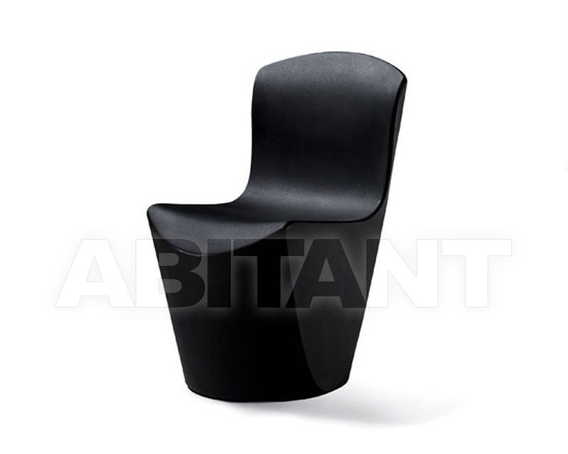 Купить Стул Slide Furniture SD ZOE080 black