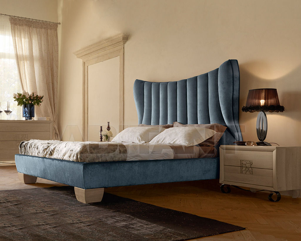 Купить Кровать Modo10 è un marchio Bianchini S.r.l.  Decor Luxury DCN5661K‐N