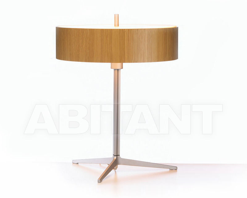 Купить Лампа настольная Grupo B.Lux Deco RONDA natural oak Table lamps