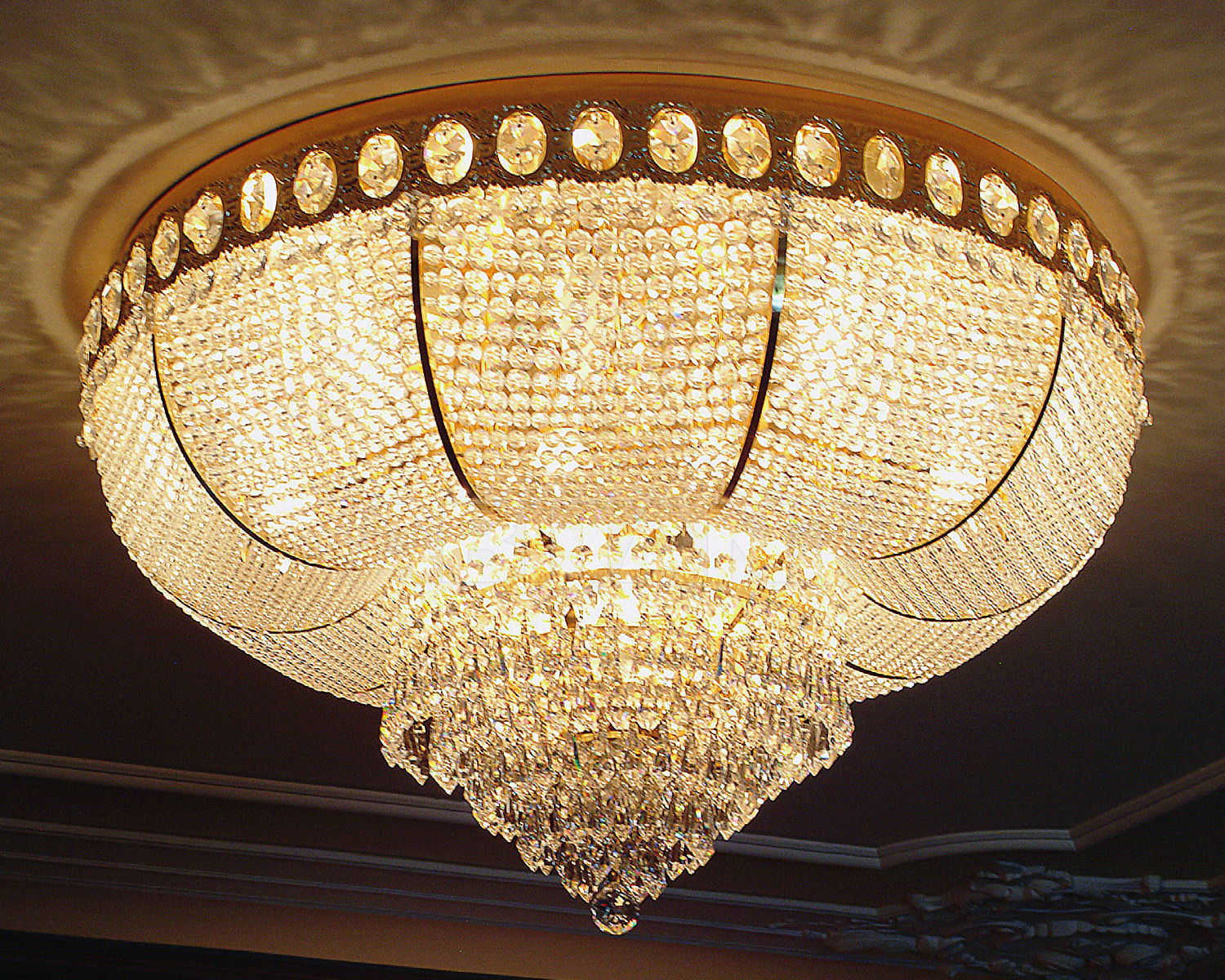 Купить Люстра Non Solo Luce Ceiling Lamps PADOVA CL-06 G