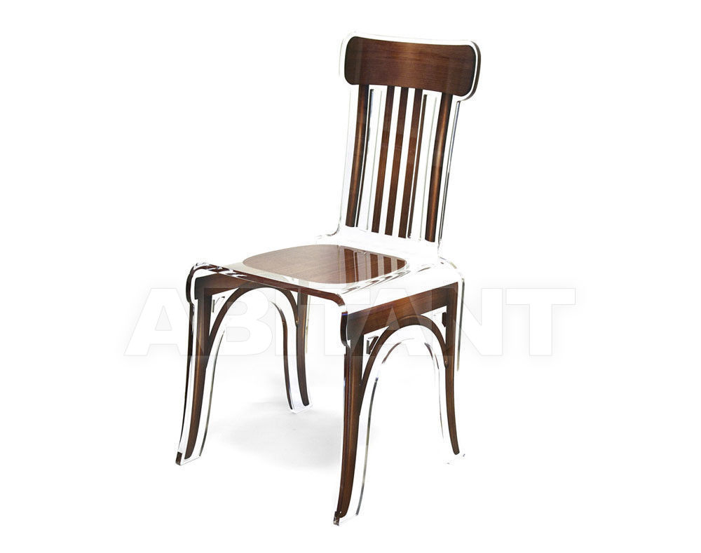 Купить Стул Acrila Bistrot Bistrot chair Brown wood
