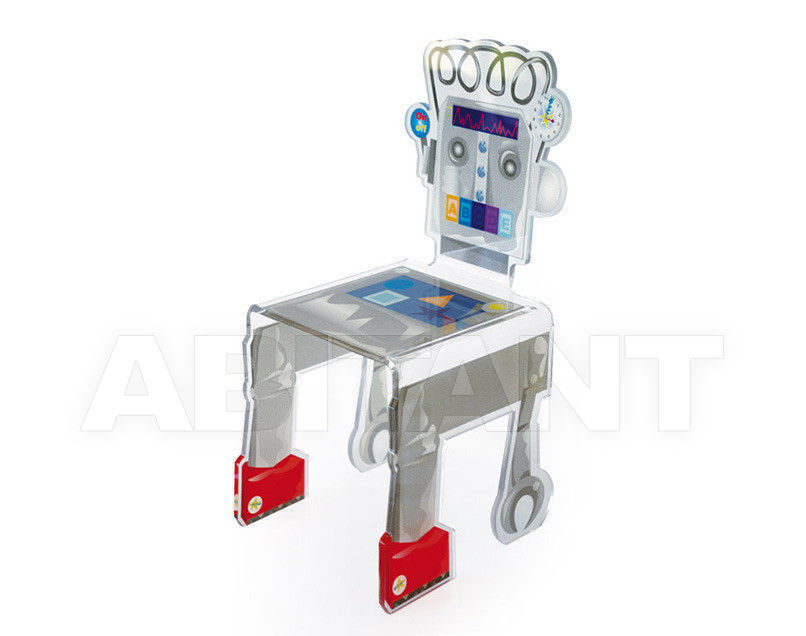 Купить Стул Acrila Diloé Kid Diloé chair Robot