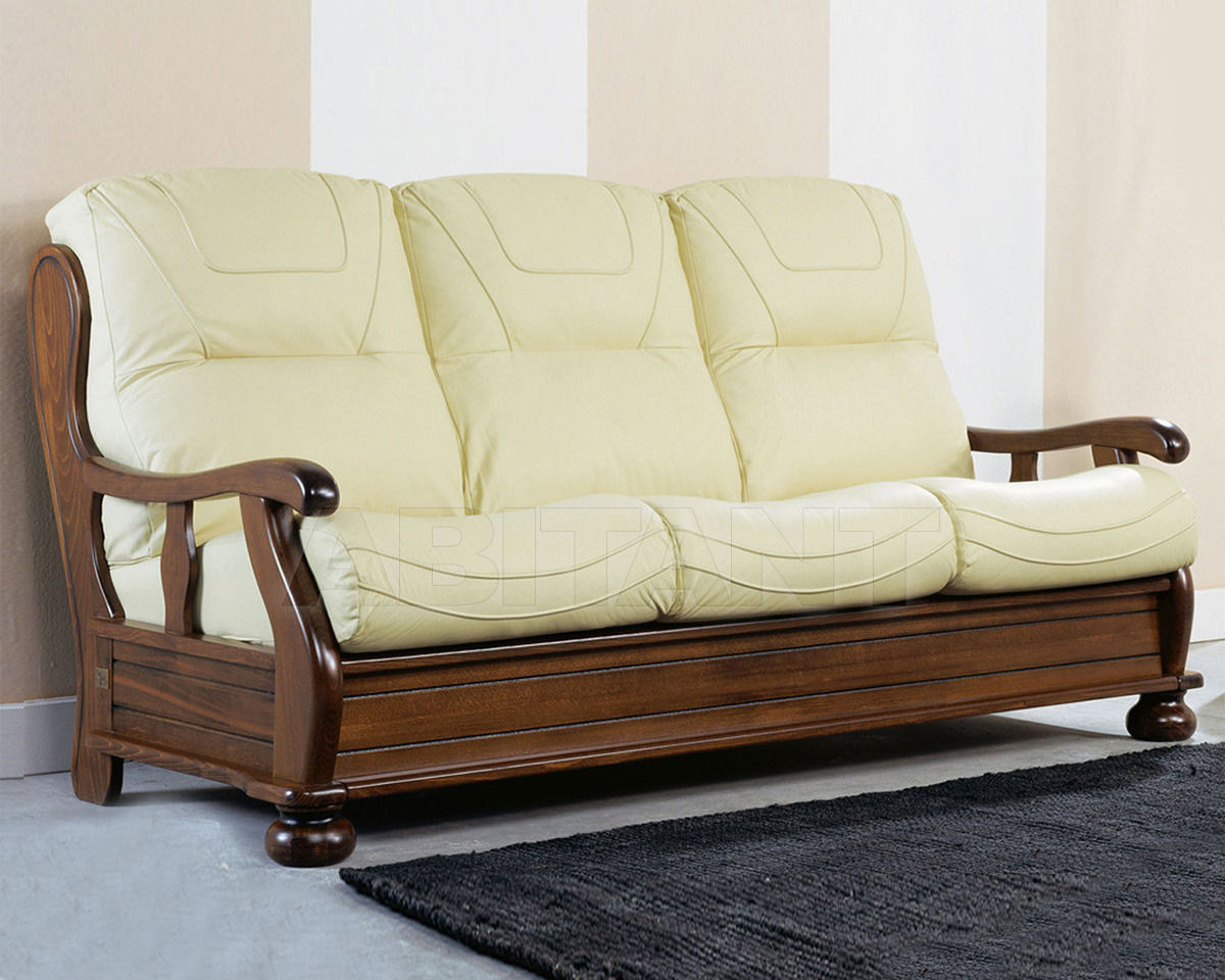 Divani rustici in pino idee per il design della casa - Divani in legno rustici ...