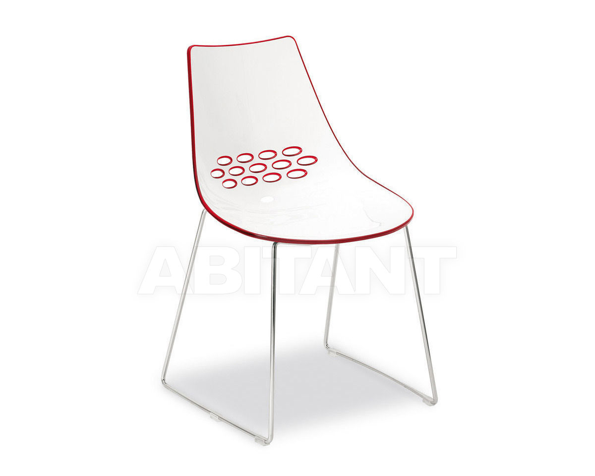 Купить Стул JAM Connubia by Calligaris Dining CS/1030 P77, P799-P852