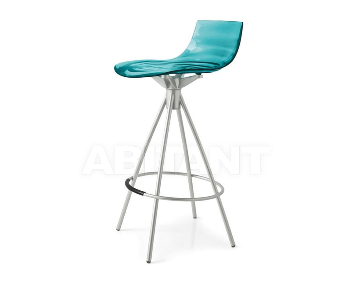 Купить Барный стул L'EAU Connubia by Calligaris Dining CS/1269 P95, P296