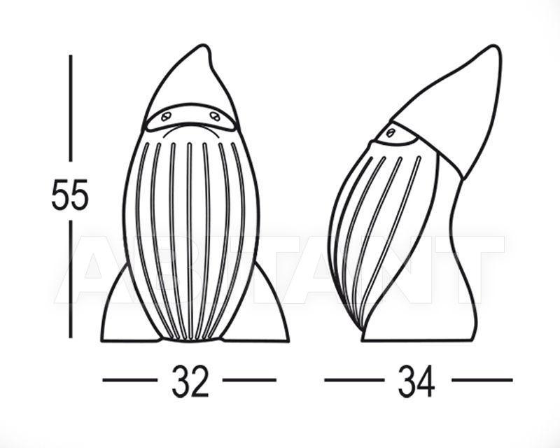 Схема Элемент декора BADDY