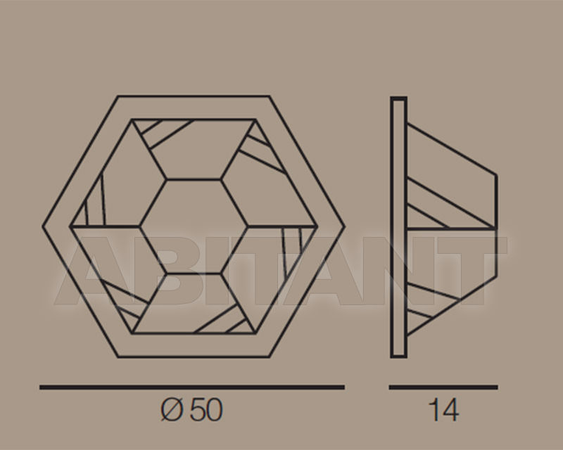 Схема Светильник CREMASCO