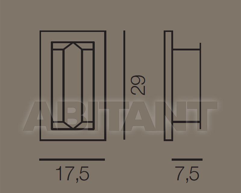 Схема Светильник настенный