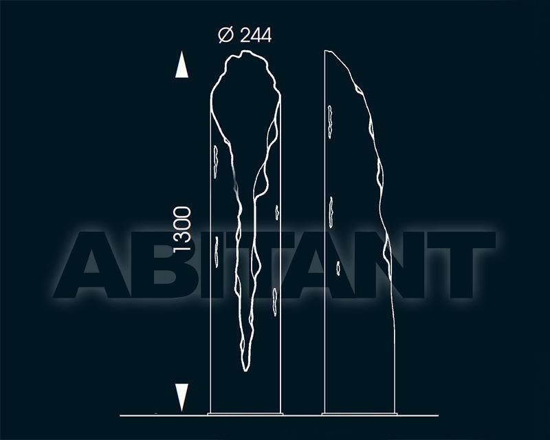 Схема Садовый светильник