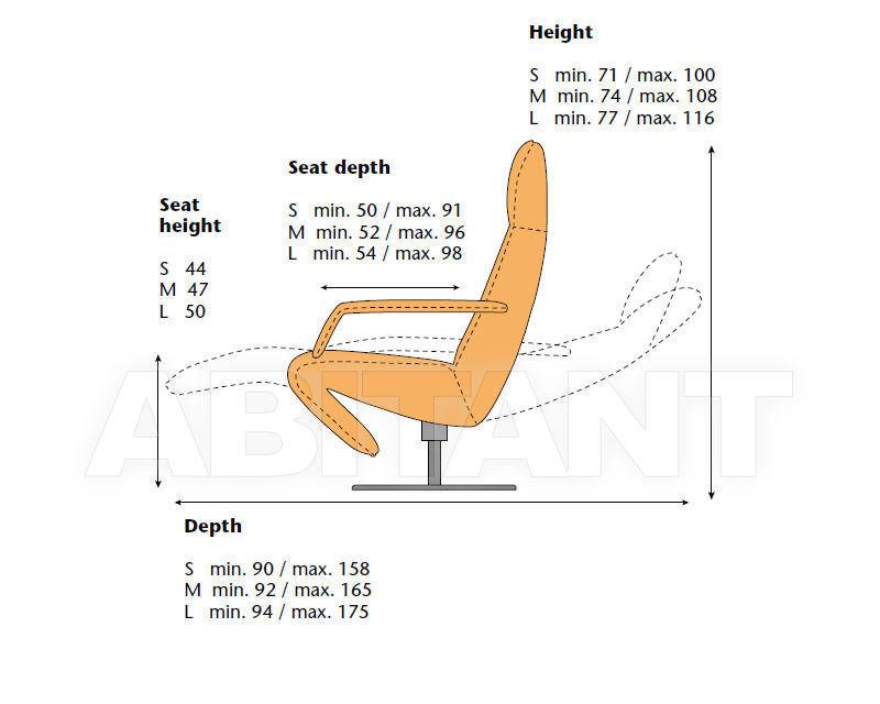 Схема Кресло для кабинета
