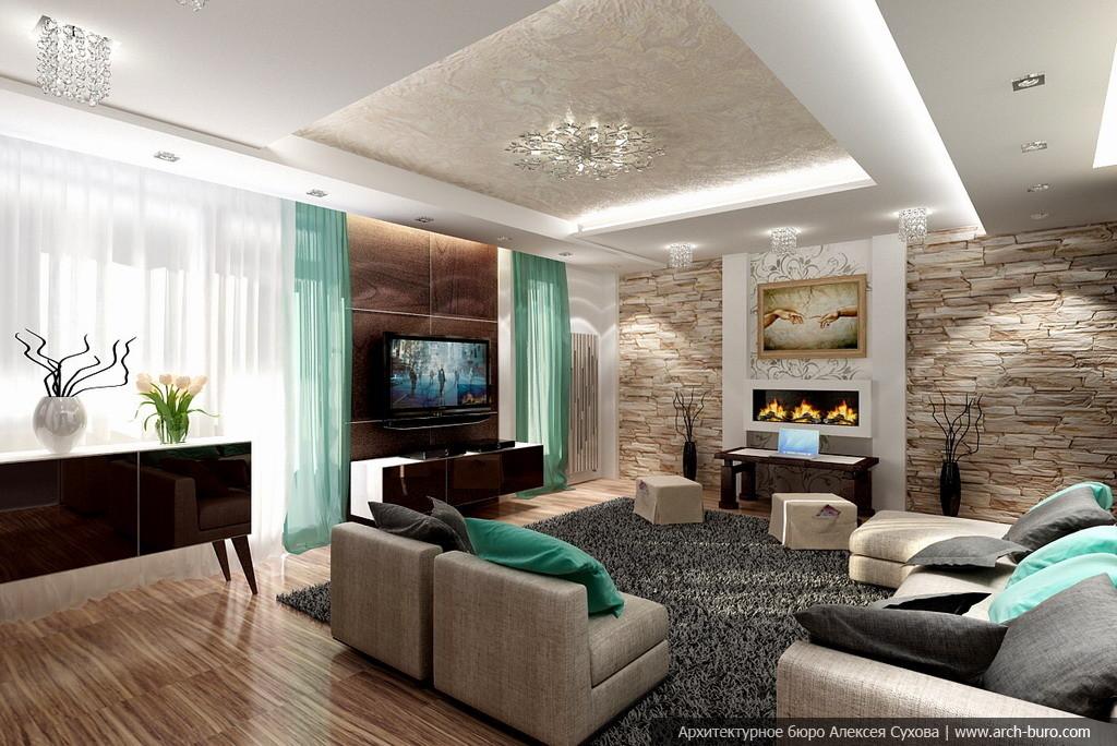 ремонт квартир дизайн проекты фото #11