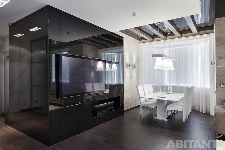 Дизайн интерьера загородного дома 280