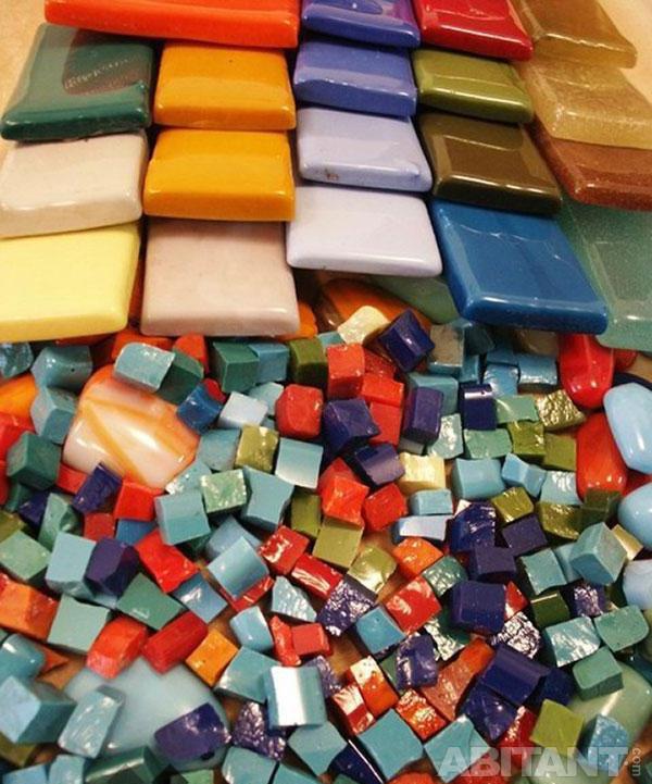 Материалы для мозаики своими руками купить